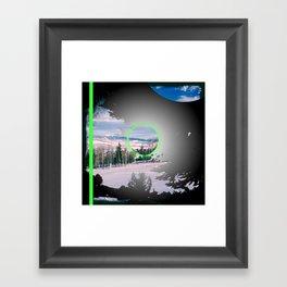 rocky mountain high colorado no.6 Framed Art Print