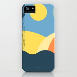 Indecisive One iPhone Case