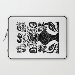 Old portuguese decorative tiles Laptop Sleeve