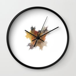 a Galaxie  (A7 B0197) Wall Clock