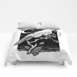 Night Crow Comforters