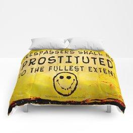 TRESPASSERS - 06 Comforters