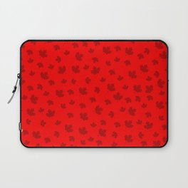 Canada Maple Leaf-Red Laptop Sleeve