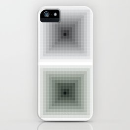 All theory is grey (J.W. Goethe) iPhone Case