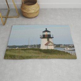 Nantucket Lighthouse Rug