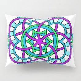Celtic | Colorful | Mandala Pillow Sham