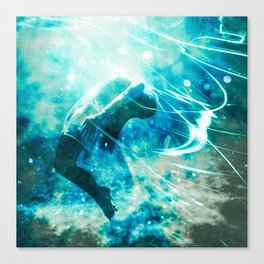 Mermaid Wish Canvas Print