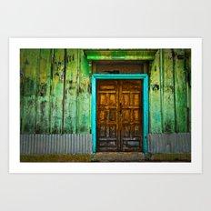 Doorways II Art Print