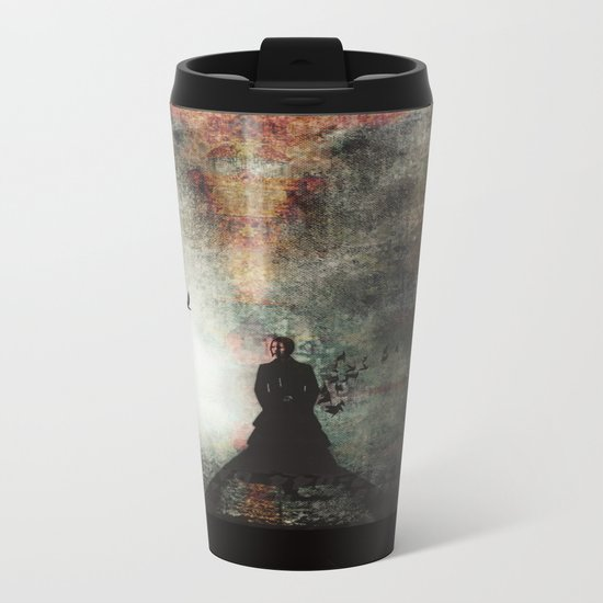 Saint Atropa Metal Travel Mug