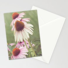 Echinaceas  Stationery Cards