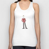 tyler spangler Tank Tops featuring Tyler by storylines