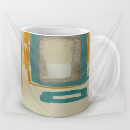 Soft And Bold Rothko Inspired Modern Art Coffee Mug Large Wall Tapestry