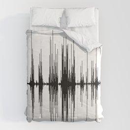 Echo Wht Comforters