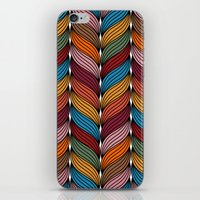 hipster iPhone & iPod Skins featuring Hipster by Rceeh