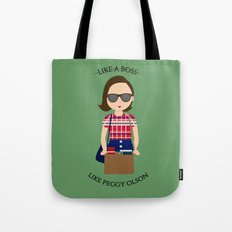 Peggy Olson Tote Bag