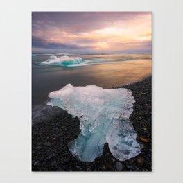 Iceland (RR 196) Canvas Print
