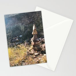 Red Mountain Cairn - Glenwood Springs, CO Stationery Cards