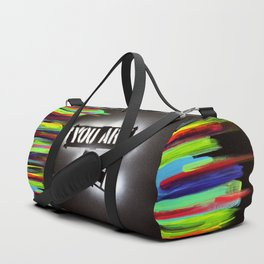 You Are Free (#2) Duffle Bag