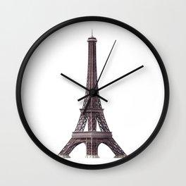 Eiffal Tower, Paris Wall Clock
