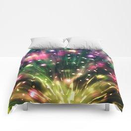 Brilliant Fireworks Comforters