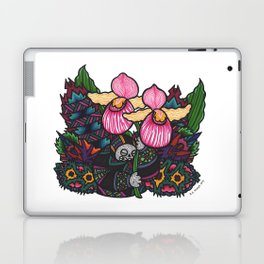 Capricious Beauty (Botanical Bliss) Laptop & iPad Skin