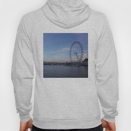 London Eye and Thames 1 Hoody