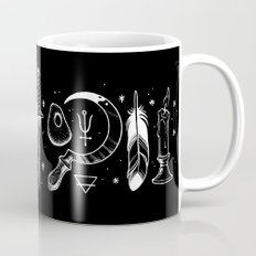 Accoutrements BLACK Mug