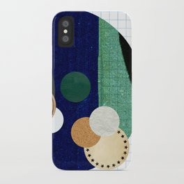 the study of circles... iPhone Case