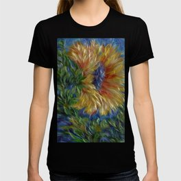 Sunflower Painting T-shirt