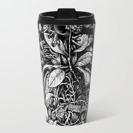 Blossom Surgery : Torso. Travel Mug