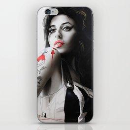 'Amy' iPhone Skin
