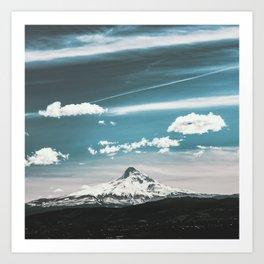 Mountain Morning - Nature Photography Art Print