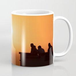 Sunset in Lima Coffee Mug