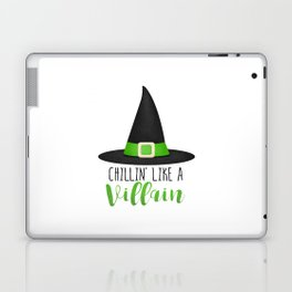 Chillin' Like A Villain Laptop & iPad Skin
