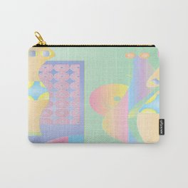 A Sluggy Easter Carry-All Pouch