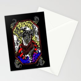 MAMA MORTEM Stationery Cards
