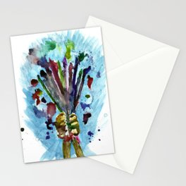 Artists Bouquet Stationery Cards