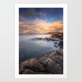 Connemara Art Print