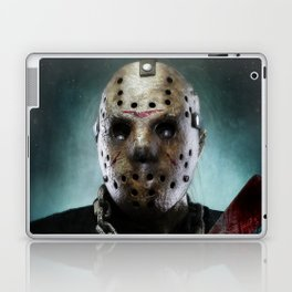 Jason Voorhees Laptop & iPad Skin
