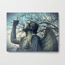 Stone Angel Blues Metal Print