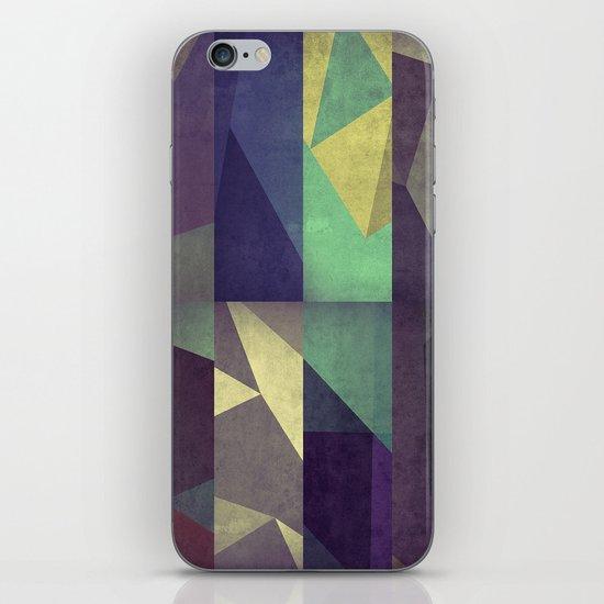 flysx+fyrwyrd iPhone & iPod Skin
