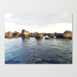 IslaSanBlas Canvas Print