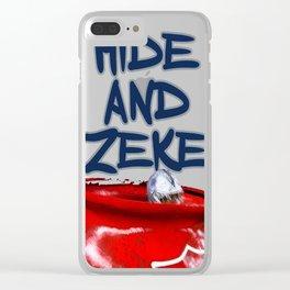 100_ PROCEEDS TO SALVATION ARMY! Ezekiel Elliott Zeke Kettle Jump Clear iPhone Case