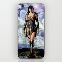 Xena: Warrior Princess iPhone Skin