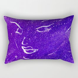 Space Elf Rectangular Pillow