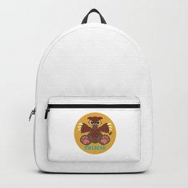 Owlbear! Backpack