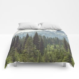 Escape to the Wilds - Nature Photography Comforters