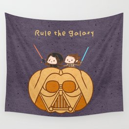 Reylo - Rule the Galaxy Wall Tapestry