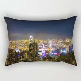 From The Top Rectangular Pillow