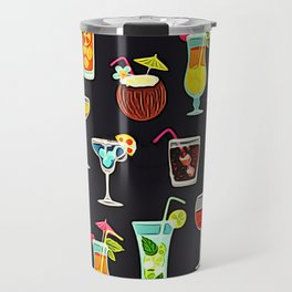 It's 5 O'Clock Somewhere Cocktails Travel Mug